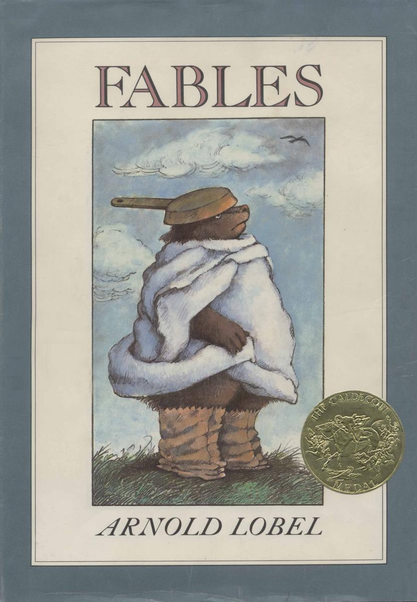 Fables - book cover image