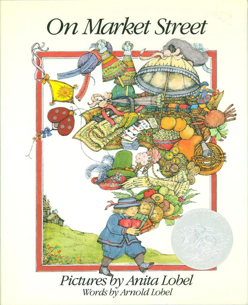 On Market Street - book cover image
