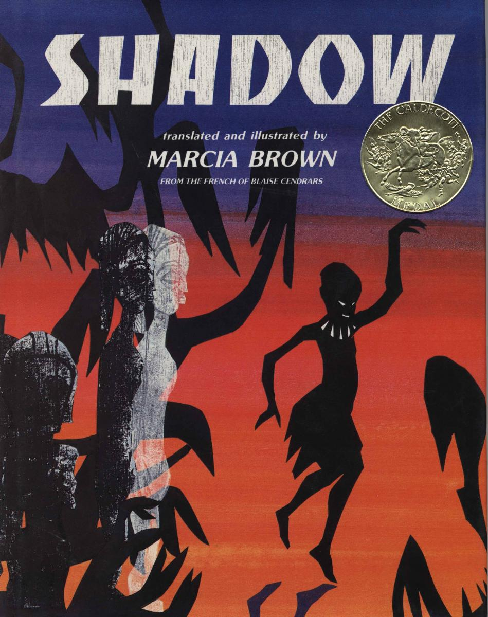 Shadow - book cover image