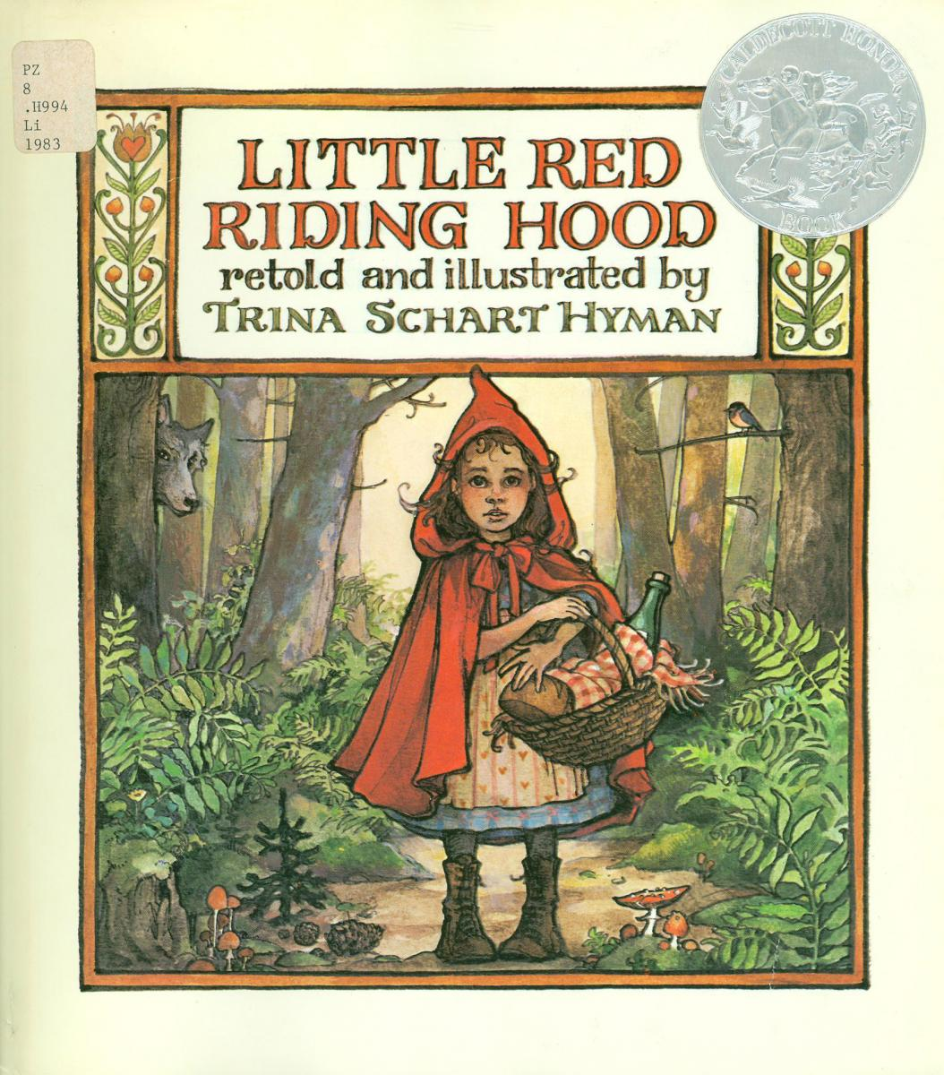 Little Red Riding Hood - book cover