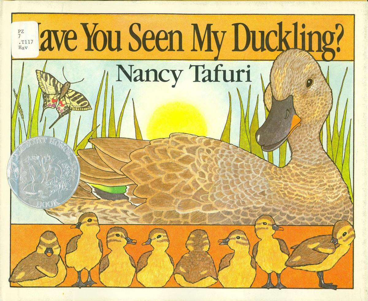 Have You Seen My Duckling? book cover