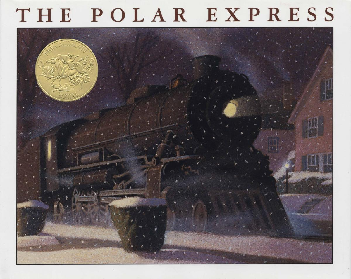The Polar Express - book cover