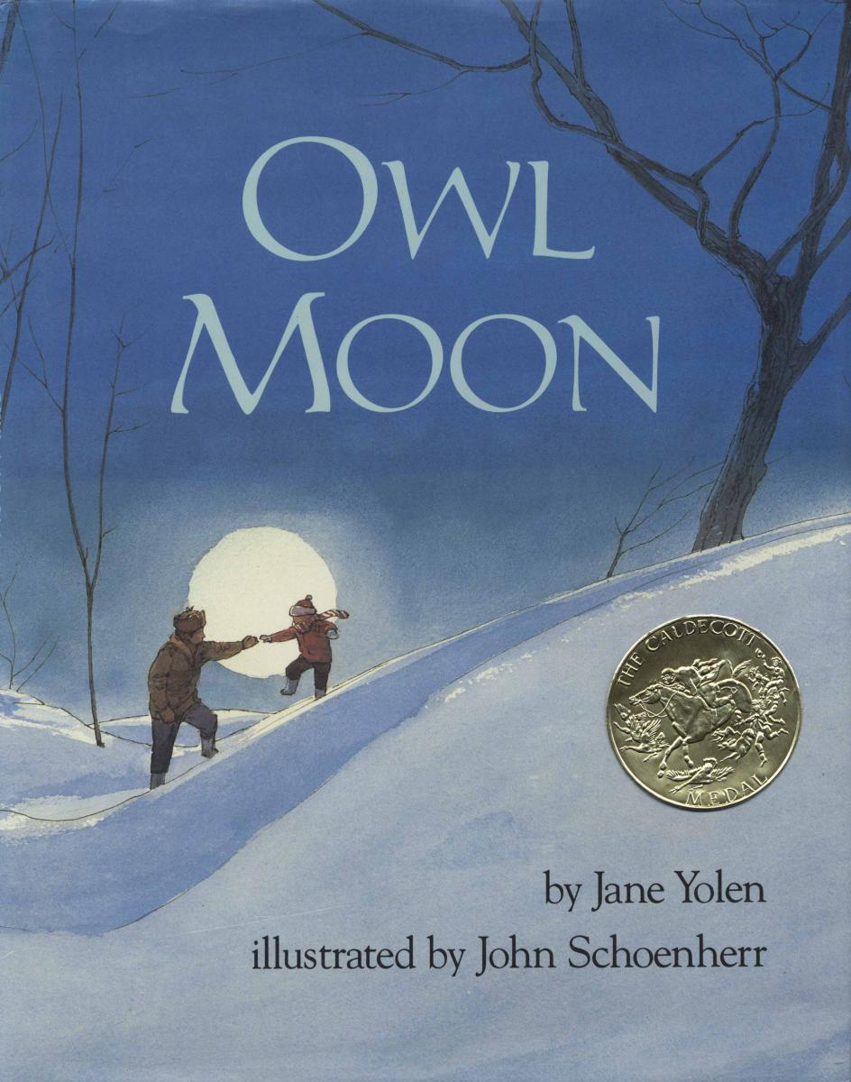 Owl Moon - book cover