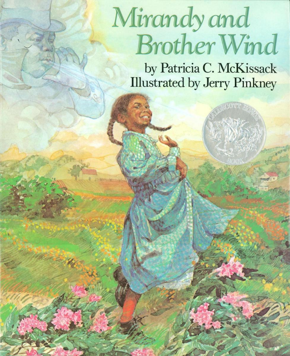 Mirandy and Brother Wind - book cover