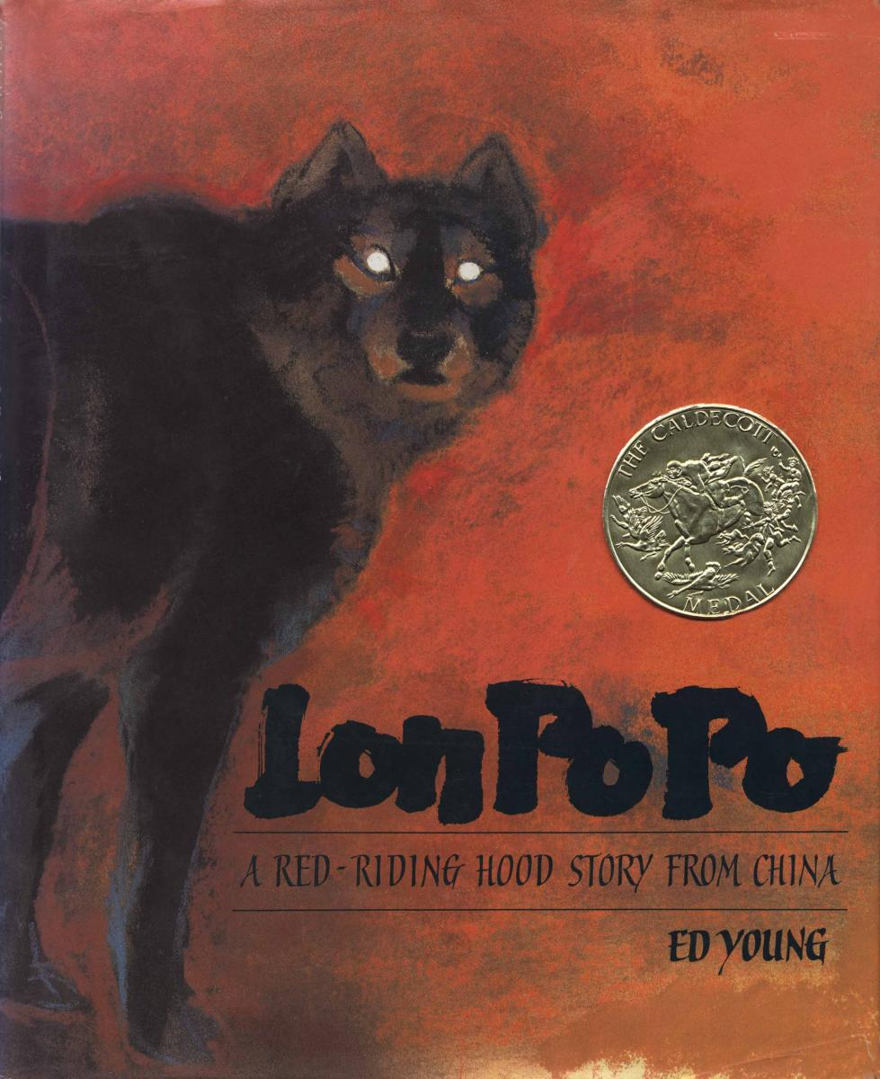 Lon Po Po: A Red-Riding Hood Story from China - book cover