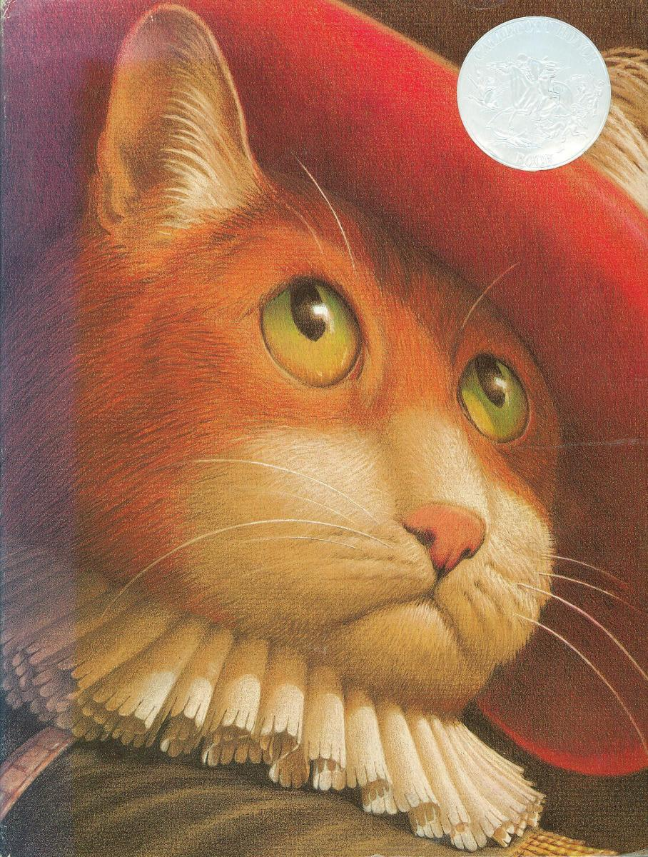Puss in Boots - book cover