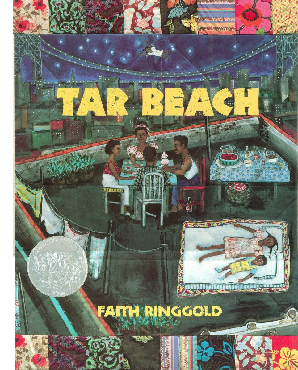 Tar Beach - book cover