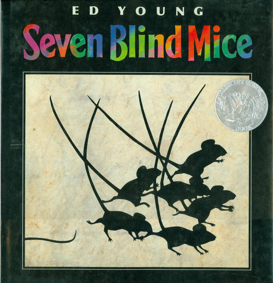 Seven Blind Mice - book cover