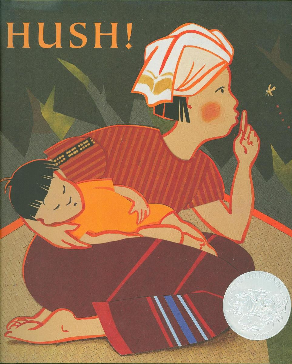 Hush! A Thai Lullaby - book cover