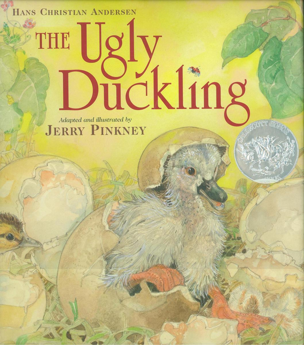 The Ugly Duckling - cover
