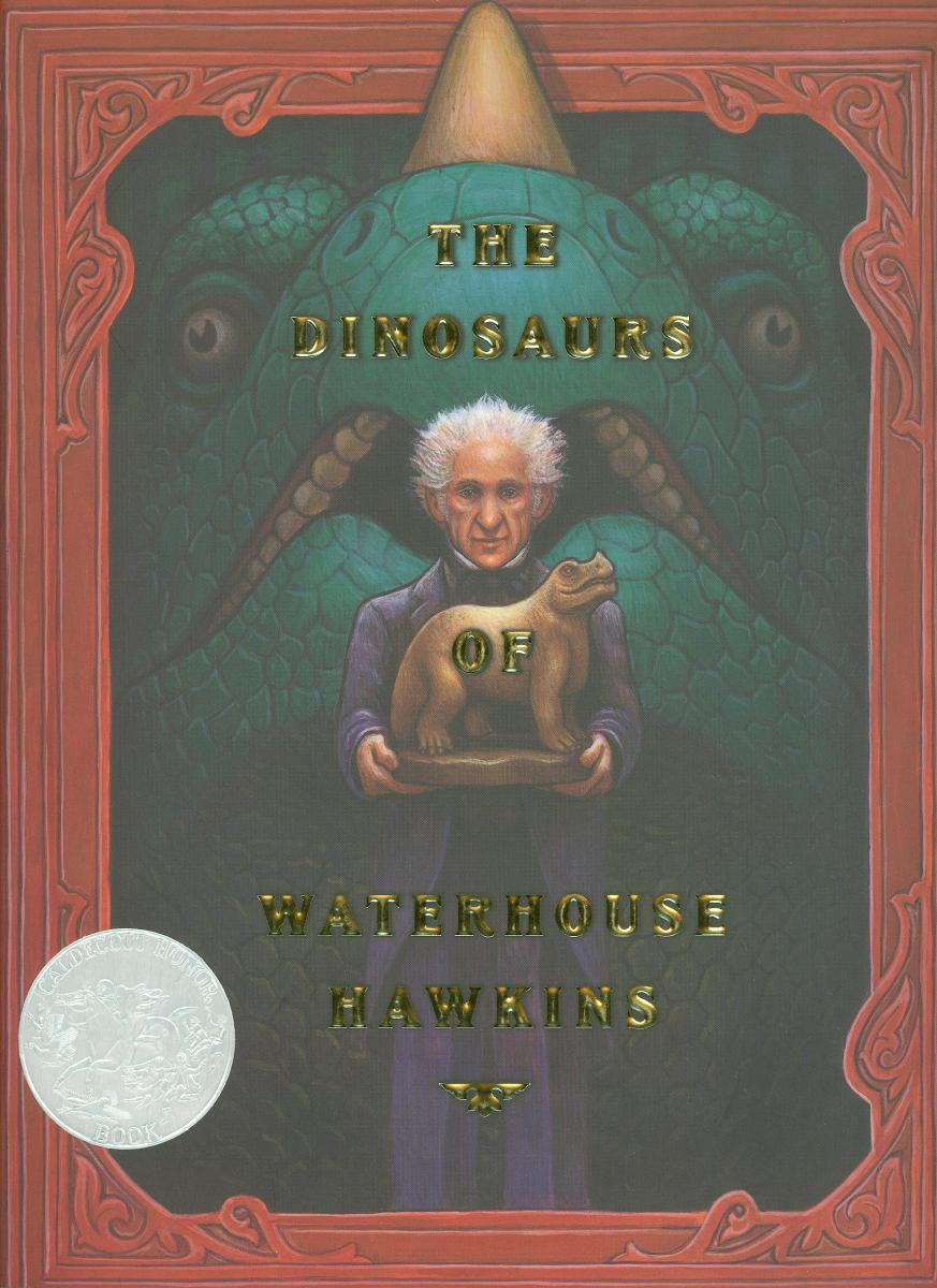 The Dinosaurs of Waterhouse Hawkins - book cover image