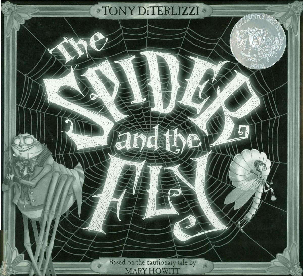 The Spider and the Fly - book cover image