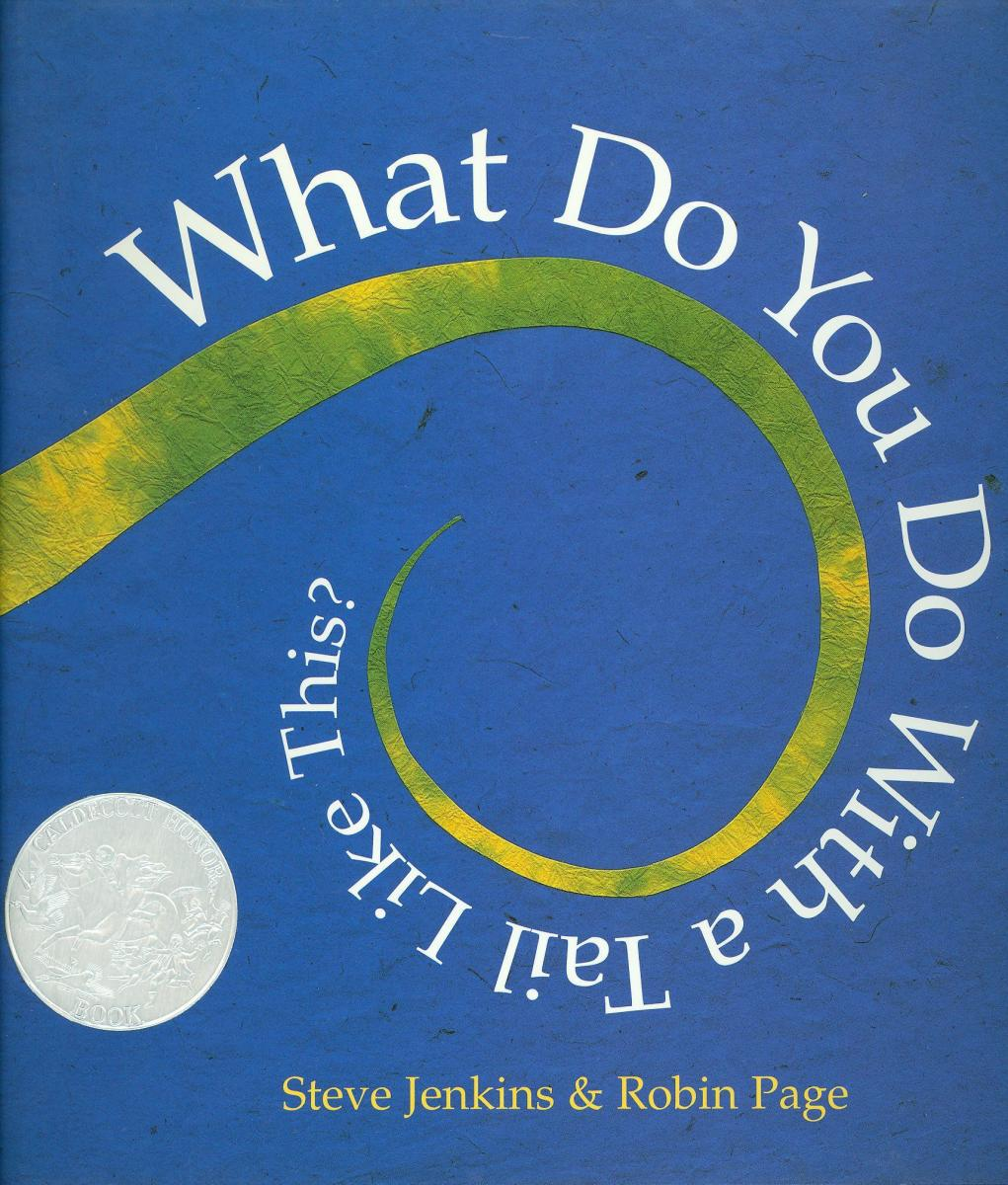What Do You Do with a Tail Like This? - book cover image