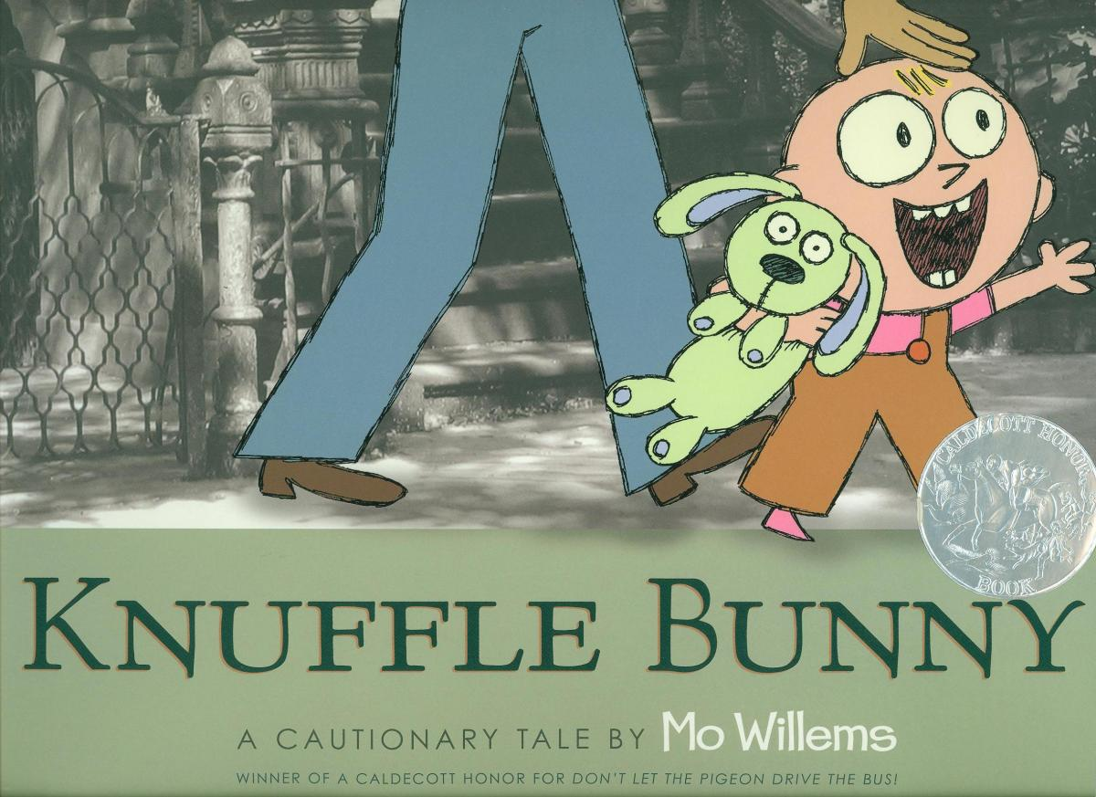 Knuffle Bunny: A Cautionary Tale - book cover image