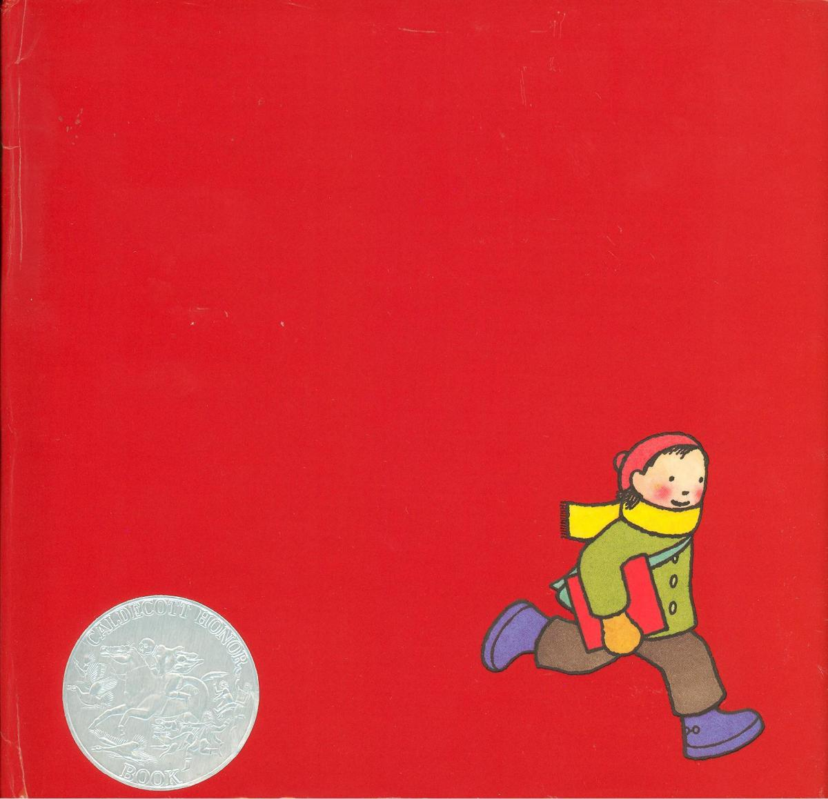 The Red Book - book cover image