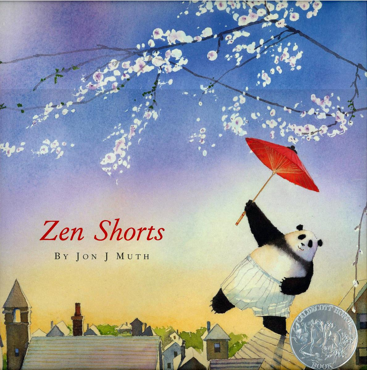 Zen Shorts - book cover image