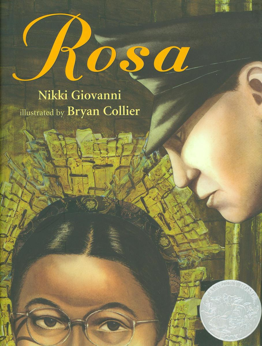 Rosa - book cover image