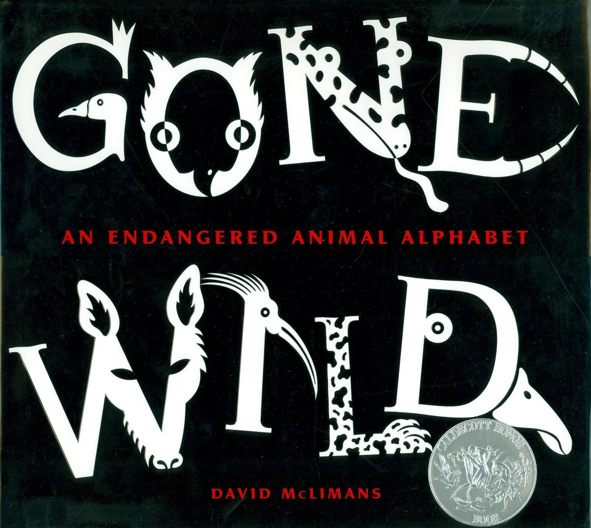 Gone Wild: An Endangered Animal Alphabet - cover image