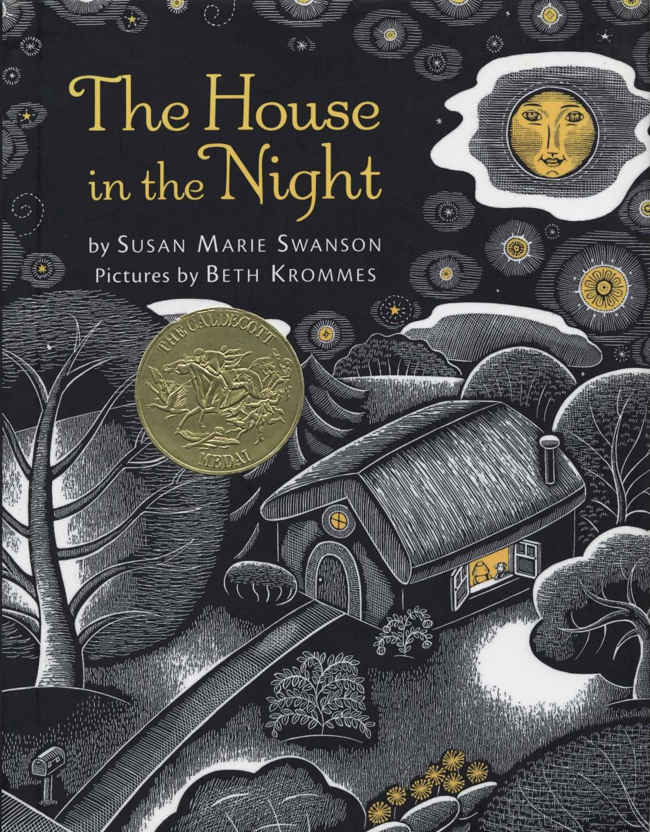 The House in the Night - book cover image