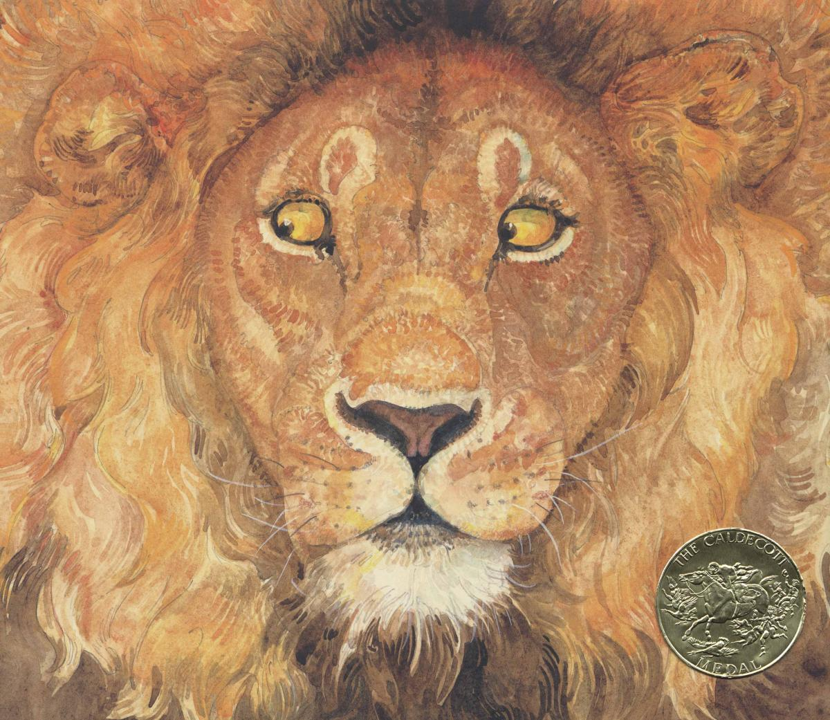 The Lion & the Mouse - book cover image