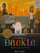 Book cover: The Adventures of Beekle: The Unimaginary Friend