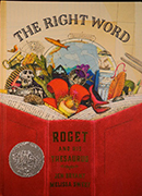Book cover: The Right Word