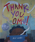 book cover: Thank You, Omu!