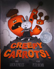 Creepy Carrots book cover
