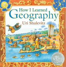 How I Learned Geography - book cover image