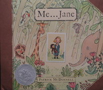 Me...Jane book cover image