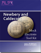 Newbery and Caldecott Mock Elections Tool Kit - cover image