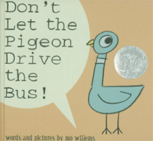 Don't Let the Pigeon Drive the Bus! - cover