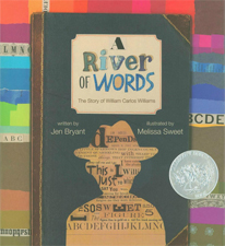 A River of Words - book cover image