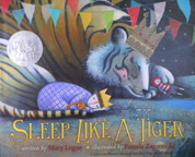 Sleep Like a Tiger book cover