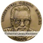 image of Theodor Seuss Geisel award seal
