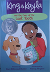 book cover: King & Kayla Case of the Missing Tooth