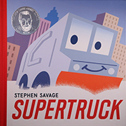 Book Cover: Supertruck