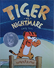 book cover: Tiger vs. Nightmare