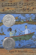 Lizzie Bright and the Buckminster Boy - book cover