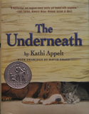 The Underneath - book cover