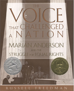 The Voice that Challenged a Nation - book cover