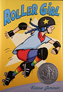 Book cover: Roller Girl
