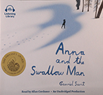 Audiobook cover image: Anna and the Swallow Man