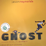 Audiobook cover image: Ghost
