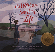 CD Cover: The War that Saved My Life