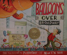 Balloons over Broadway cover image