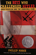 Book Cover: The Boys Who Challenged Hitler