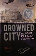 Book Cover: Drowned City
