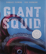 Book cover image: Giant Squid