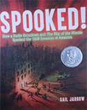book cover: Spooked!